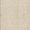 [Foote], Mary W[ilder] White, ALS to. Aug. 22, 1834.