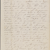 Foote, Mary [Wilder White], ALS to. Feb. 11, 1844.