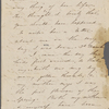 Foote, [Mary Wilder White], AL to. May 4, 1844.