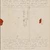 [Foote], Mary W[ilder] White, ALS to. Oct. 1827. Previously: Oct. 27, [n.y.].