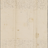 [Foote], Mary W[ilder] White, ALS (incomplete) to. [n.d.].
