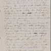 Hawthorne, Elizabeth M., ALS to. Oct. 30, 1864.