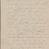 "Hawthorne, Elizabeth M., ALS to. [n.d.] (""My sister E. is..."")"