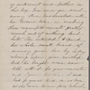 Hawthorne, Julian, ALS to. Dec. 23, [1865].