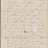 Hawthorne, Julian, ALS to. [1866].