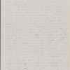 Hawthorne, Maria Louisa, ALS to. Mar. 5, 1843.
