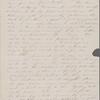 Hawthorne, Maria Louisa, ALS to. Apr. 17, 1843.
