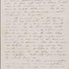 Hawthorne, Maria Louisa, ALS to, with postscript by Nathaniel Hawthorne. Jun. 17, 1843.