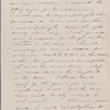 Hawthorne, Maria Louisa, ALS to. Aug. 5, 1843.