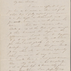Hawthorne, Maria Louisa, ALS to. Sep. 6, 1843.