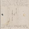 Hawthorne, Maria Louisa, ALS to, with postscript by Nathaniel Hawthorne. Nov. 9, 1843.