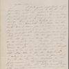 Hawthorne, Maria Louisa, ALS to. Nov. 26, 1843.