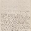 Hawthorne, Maria Louisa, ALS to, with postscript by Nathaniel Hawthorne. Mar. 15, 1844.