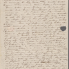 Hawthorne, Maria Louisa, ALS to, with postscript by Nathaniel Hawthorne. Jul. 2, 1844.