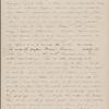Hawthorne, Maria Louisa, ALS to. Mar. 13, 1845.