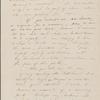 Hawthorne, Maria Louisa, ALS to. Sep. 1, 1845.
