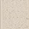 Hawthorne, Maria Louisa, ALS to. Sep. 4, 1845.