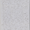 Hawthorne, Maria Louisa, ALS to, with postscript by Nathaniel Hawthorne. Jun. 21, 1846.