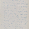 Hawthorne, Maria Louisa, ALS to, with postscript by Nathaniel Hawthorne. May [16], 1850.