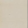 Hawthorne, Maria Louisa, ALS to. [n.d.].
