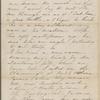 Hawthorne, Nathaniel, AL to, incomplete. Jul. 22, 1856.