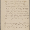 """""""All Honor to Concord."""" Holograph poem. Unsigned, undated"""