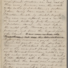 MS pages 1-112. Holograph, unsigned. Rome. Feb. 14, 1858 - March 31, 1858.
