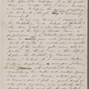 MS pages 1-63. Holograph, unsigned. Florence. Jul. 2, 1858 - Aug. 11, 1858.