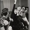 Breakfast at Tiffany's [1966], rehearsal.
