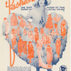 Page from promotional mailer publicizing Colleen Moore in the motion picture Irene.