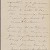 Hawthorne, Una, ALS to. Aug. 21, [1857].