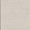 Hawthorne, Una, ALS to. Jan. 22, [1863].