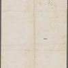 Hawthorne, Una, AL (incomplete) to. Friday, [1863].