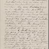 Hawthorne, Una, ALS to. Sep. 12, 1864.