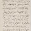 Hawthorne, Una, ALS to. Sep. 17, 1864.