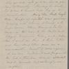 Hawthorne, Una, ALS to. Jun. 10, [1865].