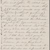 Hawthorne, Una, ALS to. Oct. 12, 1865.