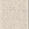 Hawthorne, Una, ALS to. Oct. 23, 1865.