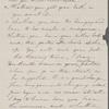 Hawthorne, Una, ALS to. Dec. 13, 1865.