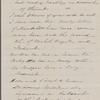Hawthorne, Una, ALS to. Jan. 18, 1866.