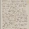Hawthorne, Una, ALS to. [Feb. 25, 1866].