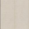Hawthorne, Una, ALS to. Mar. 15, 1866.