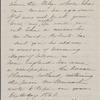 Hawthorne, Una, ALS to. Mar. 19, 1866.