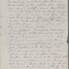 Hawthorne, Una, ALS to. Oct. 7, 1866.