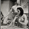 Gene Trobnic and Marian Seldes in the stage production Before You Go