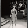 Guest hostess Florence Henderson performing on the August 11, 1964 episode of the TV variety series The Bell Telephone Hour