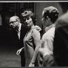 Cabaret, original cast rehearsal. [1966]