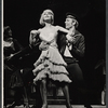 Jill Haworth and ensemble in the stage production Cabaret
