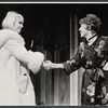 Jill Haworth and Lotte Lenya in the stage production Cabaret