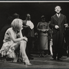 Jill Haworth Jack Gilford in the stage production Cabaret